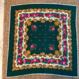 Accessories - German wool scarf